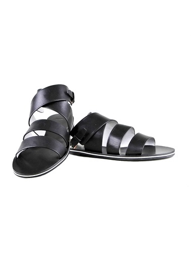 Paul Smith Sandalet Siyah